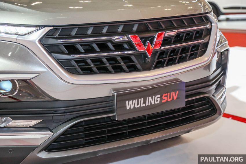 GIIAS 2018: Wuling previews upcoming SUV for Indonesia, based on Chinese market Baojun 530 Image #850445
