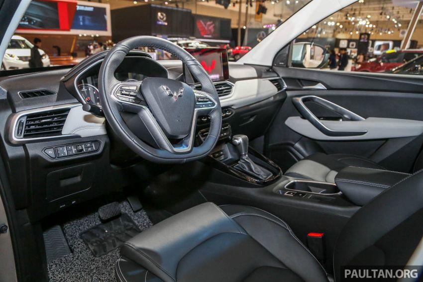 GIIAS 2018: Wuling pertonton SUV yang akan masuk Indonesia, asas daripada Baojun 350 pasaran China Image #850645