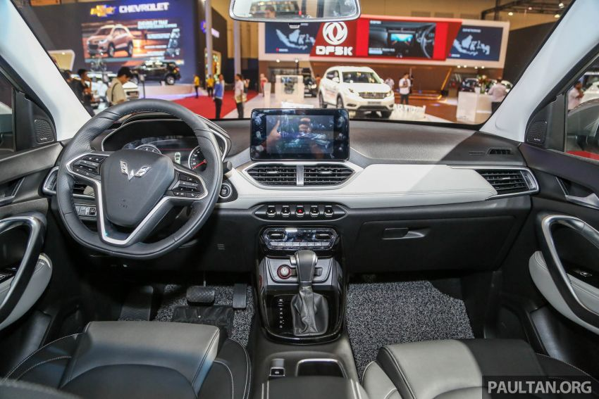 GIIAS 2018: Wuling previews upcoming SUV for Indonesia, based on Chinese market Baojun 530 Image #850452
