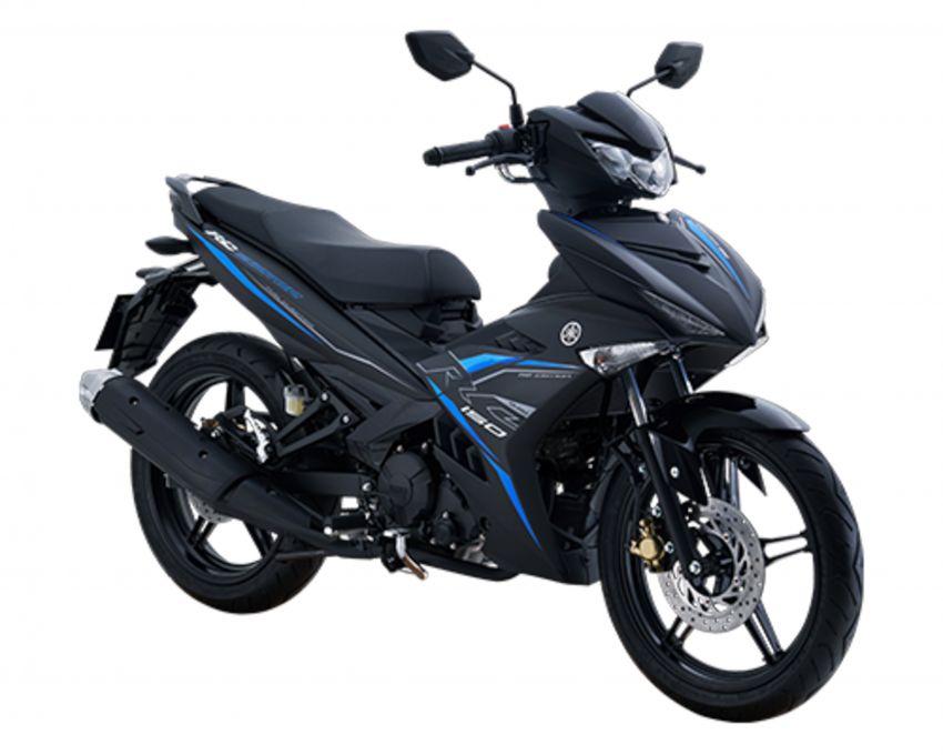 Yamaha Exciter 150 atau Y15ZR 2019 ditunjuk secara rasmi – enjin masih 150 cc, banyak kelengkapan baru Image #847080