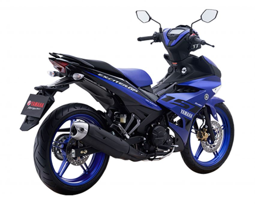 Yamaha Exciter 150 atau Y15ZR 2019 ditunjuk secara rasmi – enjin masih 150 cc, banyak kelengkapan baru Image #847089