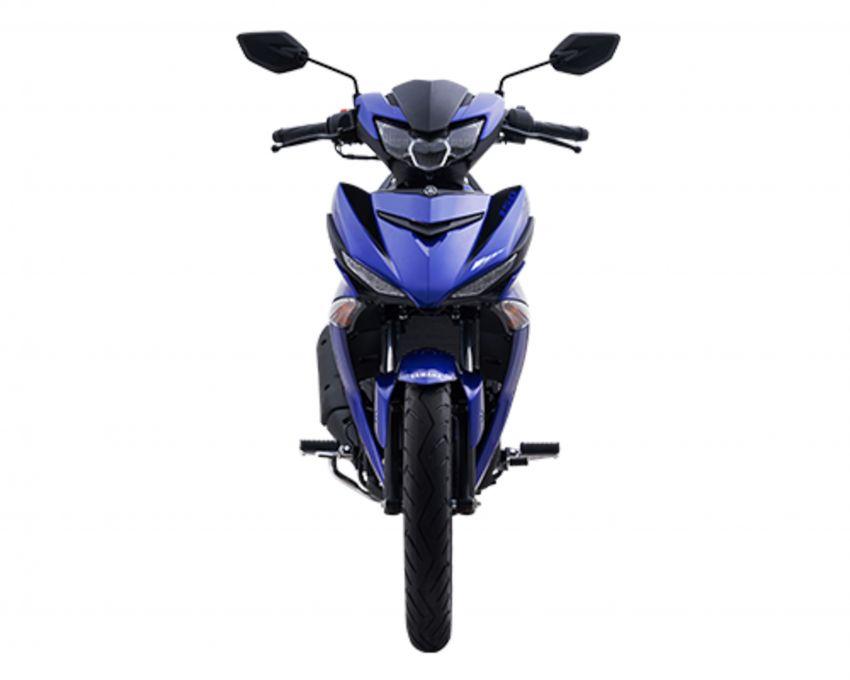 Yamaha Exciter 150 atau Y15ZR 2019 ditunjuk secara rasmi – enjin masih 150 cc, banyak kelengkapan baru Image #847090