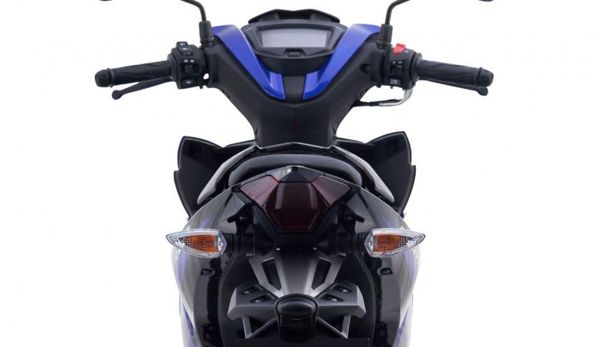 Yamaha Exciter 150 atau Y15ZR 2019 ditunjuk secara rasmi – enjin masih 150 cc, banyak kelengkapan baru Image #847092