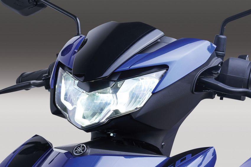 Yamaha Exciter 150 atau Y15ZR 2019 ditunjuk secara rasmi – enjin masih 150 cc, banyak kelengkapan baru Image #847094