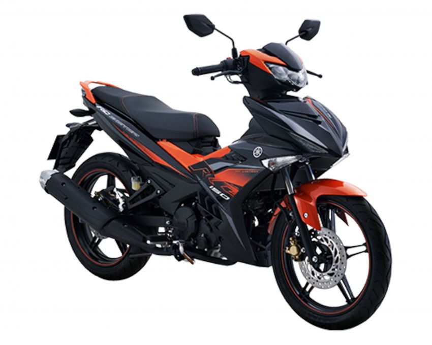 Yamaha Exciter 150 atau Y15ZR 2019 ditunjuk secara rasmi – enjin masih 150 cc, banyak kelengkapan baru Image #847081