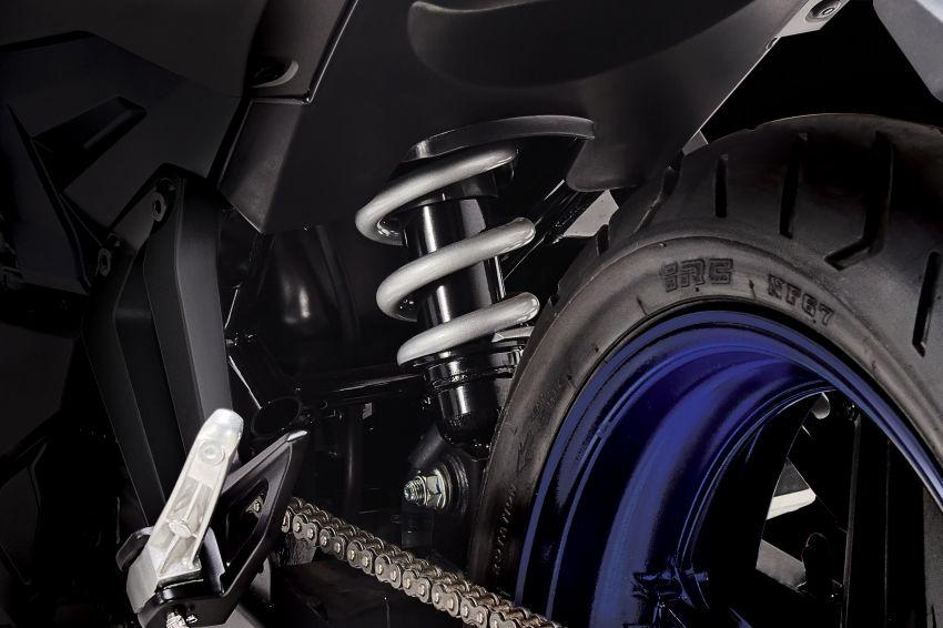Yamaha Exciter 150 atau Y15ZR 2019 ditunjuk secara rasmi – enjin masih 150 cc, banyak kelengkapan baru Image #847100