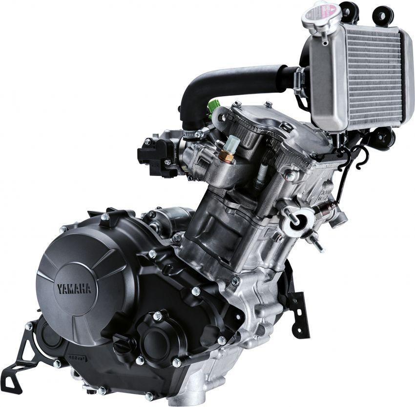 Yamaha Exciter 150 atau Y15ZR 2019 ditunjuk secara rasmi – enjin masih 150 cc, banyak kelengkapan baru Image #847104