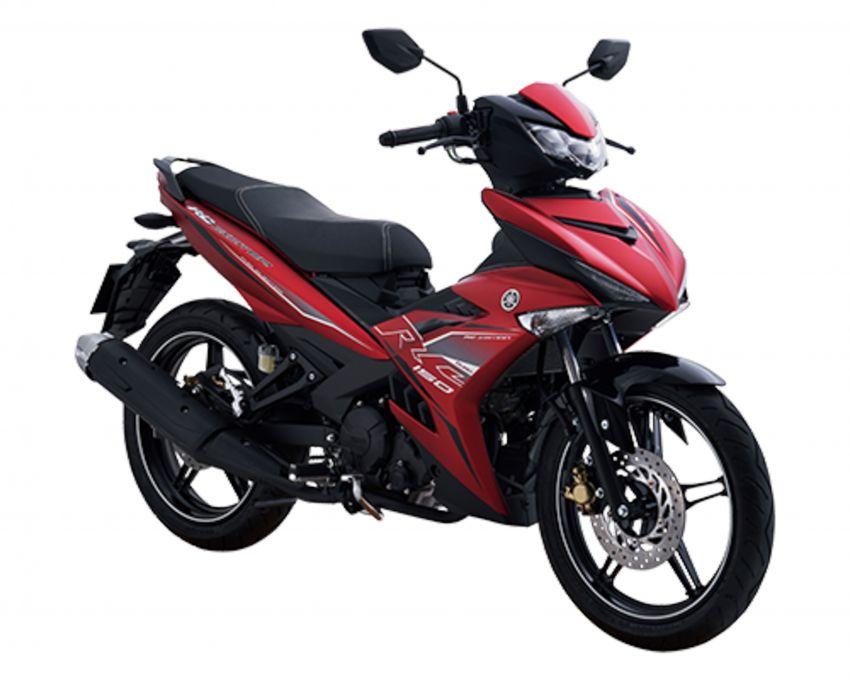 Yamaha Exciter 150 atau Y15ZR 2019 ditunjuk secara rasmi – enjin masih 150 cc, banyak kelengkapan baru Image #847082