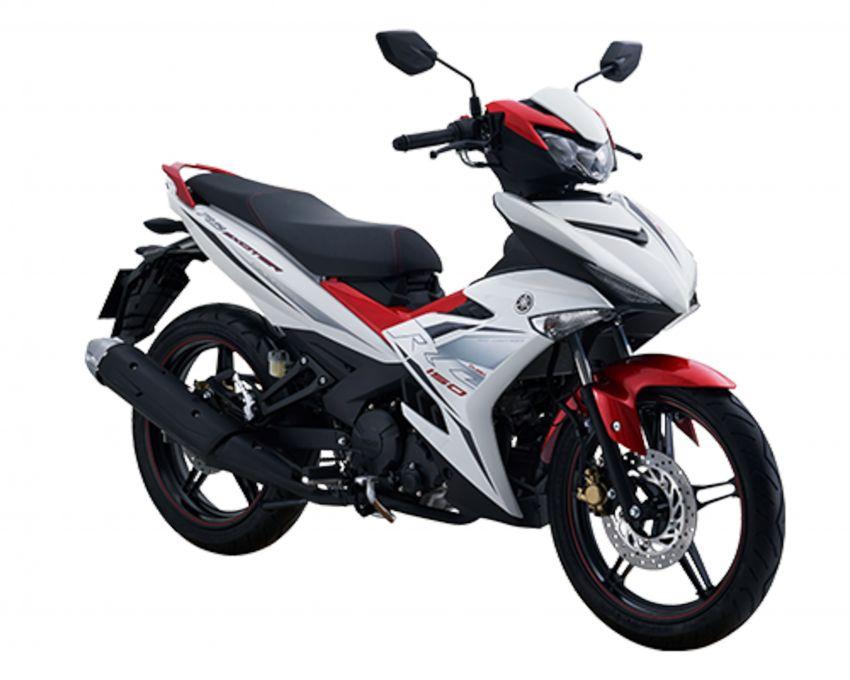 Yamaha Exciter 150 atau Y15ZR 2019 ditunjuk secara rasmi – enjin masih 150 cc, banyak kelengkapan baru Image #847083