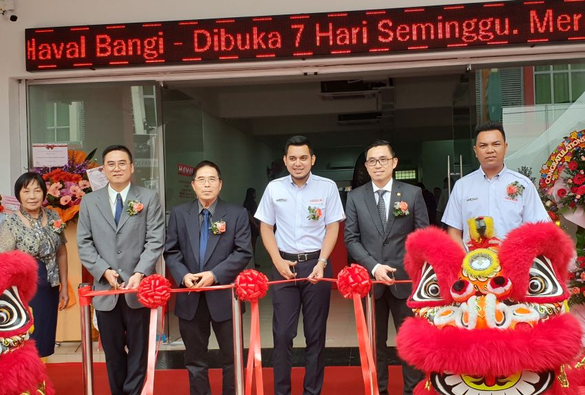 New Haval 3S centre opens in Bangi, Selangor Image #849575