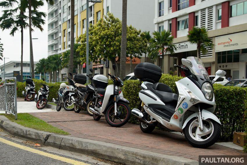 Subang Jaya cracks down on illegally parked bikes Image #847559
