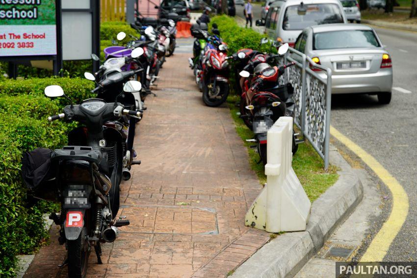 Subang Jaya cracks down on illegally parked bikes Image #847562
