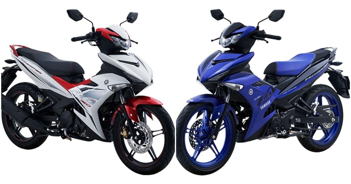 Yamaha Exciter 150 Atau Y15zr 2019 Ditunjuk Secara Rasmi Enjin
