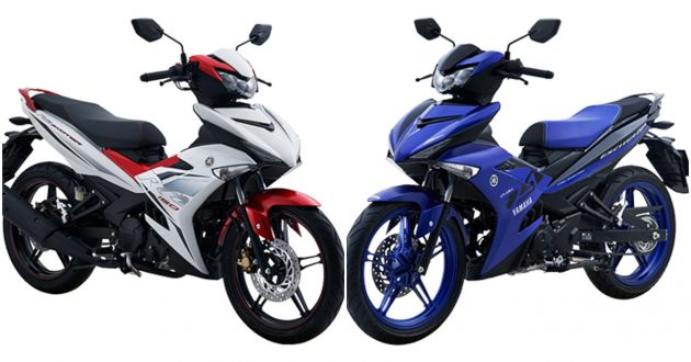 2019 Yamaha Exciter 150 or new Y15ZR out in Vietnam