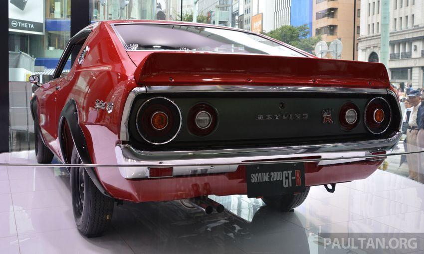 GALERI: Nissan Skyline GT-R KPGC110 1973 'Kenmeri' – GT-R yang diiktiraf paling <em>rare</em> dalam sejarah! Image #863254