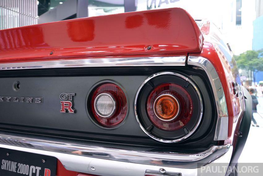 GALERI: Nissan Skyline GT-R KPGC110 1973 'Kenmeri' – GT-R yang diiktiraf paling <em>rare</em> dalam sejarah! Image #863260