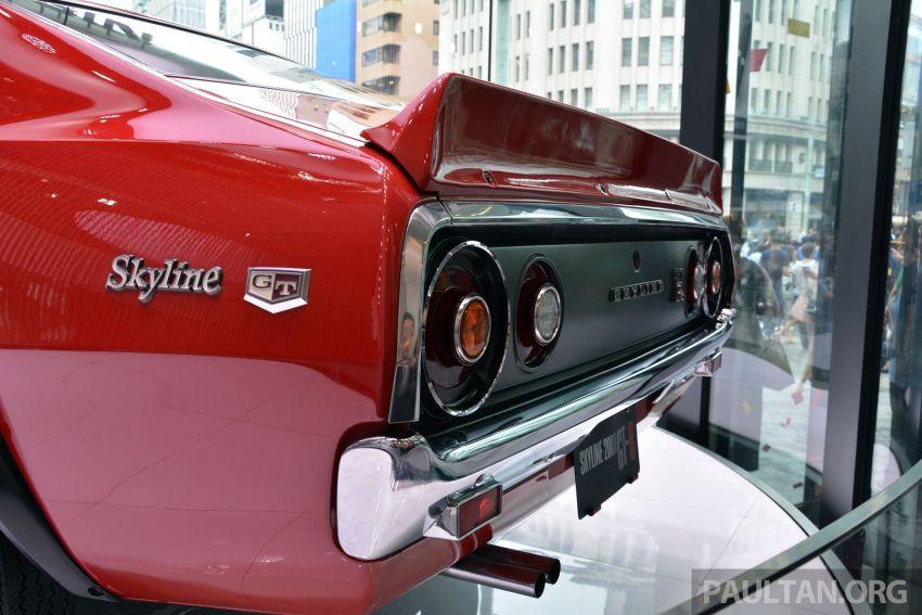 GALERI: Nissan Skyline GT-R KPGC110 1973 'Kenmeri' – GT-R yang diiktiraf paling <em>rare</em> dalam sejarah! Image #863261