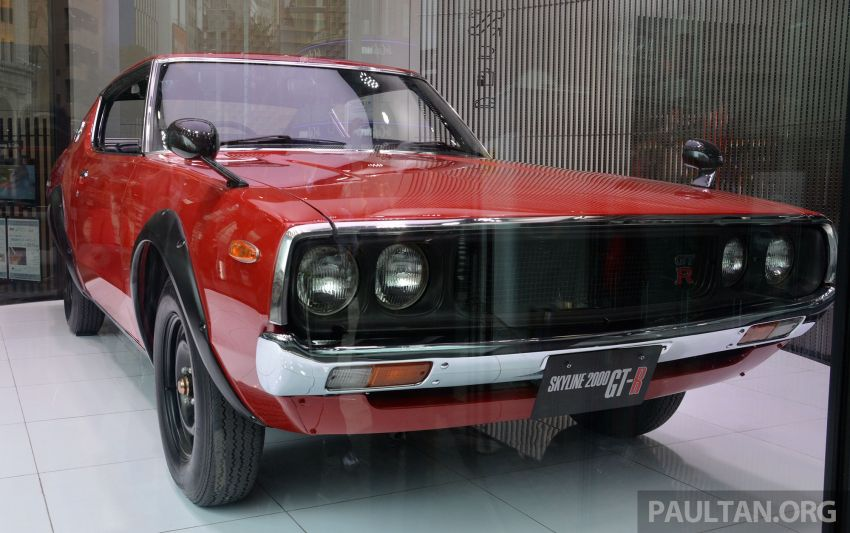GALERI: Nissan Skyline GT-R KPGC110 1973 'Kenmeri' – GT-R yang diiktiraf paling <em>rare</em> dalam sejarah! Image #863263