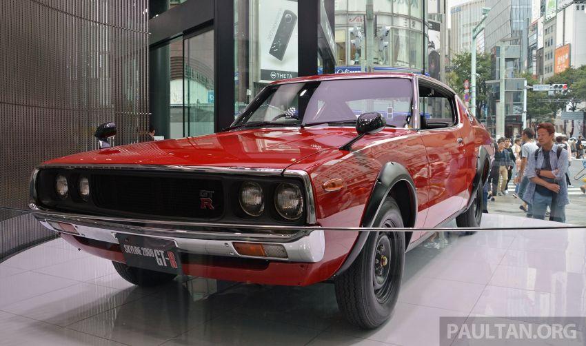 GALERI: Nissan Skyline GT-R KPGC110 1973 'Kenmeri' – GT-R yang diiktiraf paling <em>rare</em> dalam sejarah! Image #863245