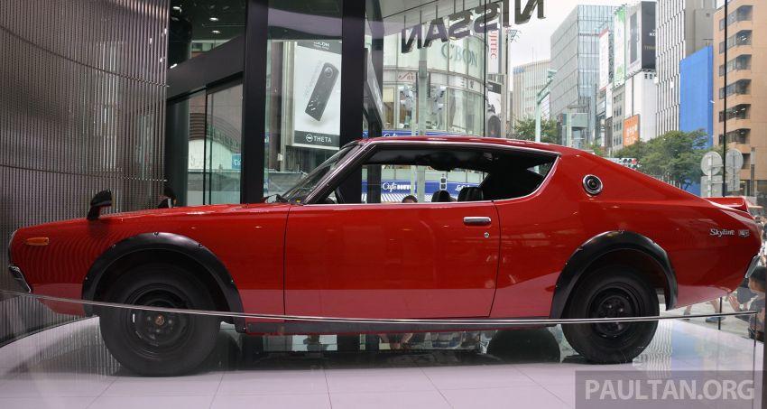 GALERI: Nissan Skyline GT-R KPGC110 1973 'Kenmeri' – GT-R yang diiktiraf paling <em>rare</em> dalam sejarah! Image #863248