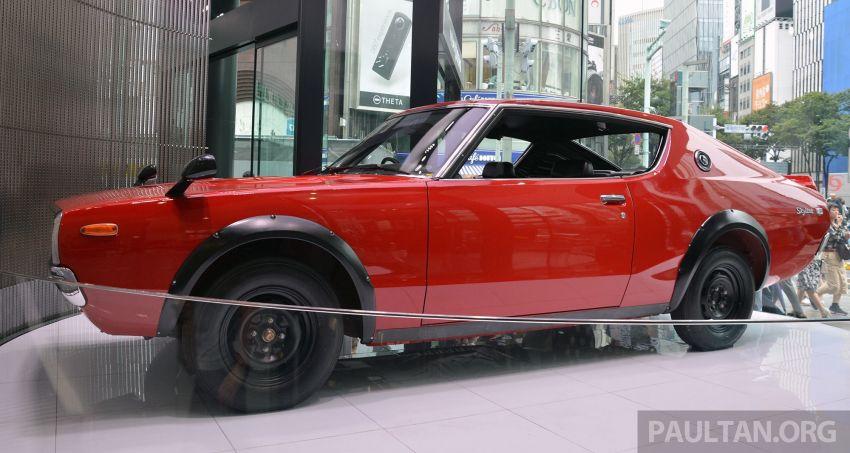 GALERI: Nissan Skyline GT-R KPGC110 1973 'Kenmeri' – GT-R yang diiktiraf paling <em>rare</em> dalam sejarah! Image #863249
