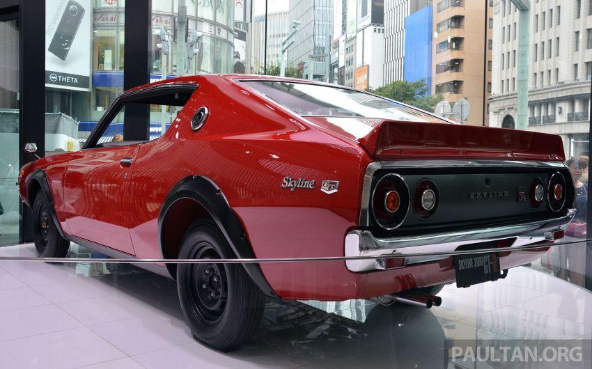 GALERI: Nissan Skyline GT-R KPGC110 1973 'Kenmeri' – GT-R yang diiktiraf paling <em>rare</em> dalam sejarah! Image #863251