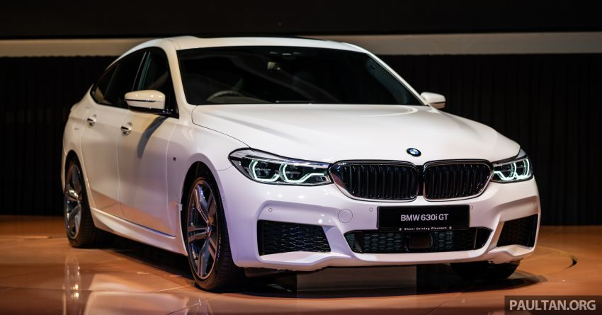 BMW 6 Series Gran Turismo launched in Malaysia – locally-assembled CKD 630i GT for RM450k est Image #858422