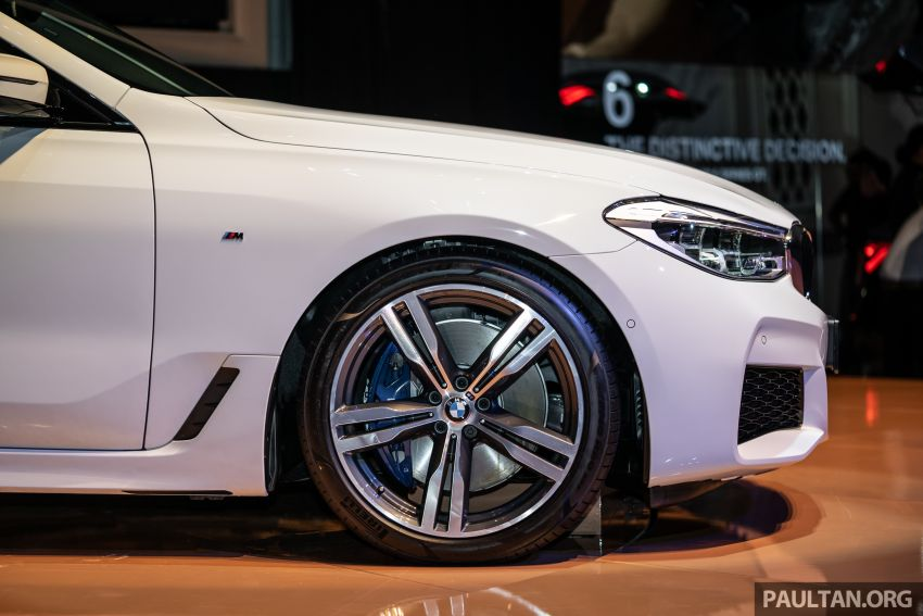 BMW 6 Series Gran Turismo launched in Malaysia – locally-assembled CKD 630i GT for RM450k est Image #858433