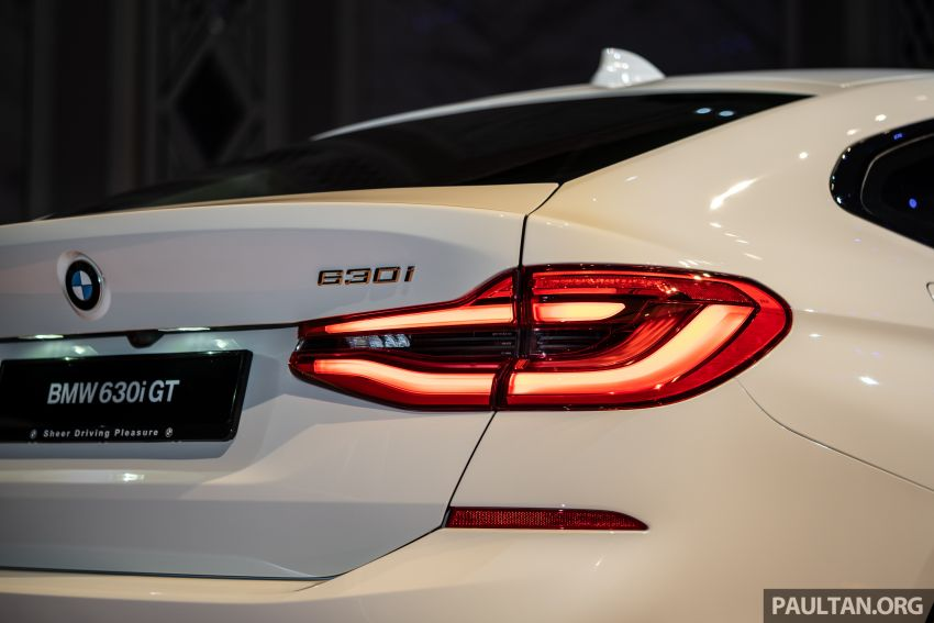 BMW 6 Series Gran Turismo launched in Malaysia – locally-assembled CKD 630i GT for RM450k est Image #858435