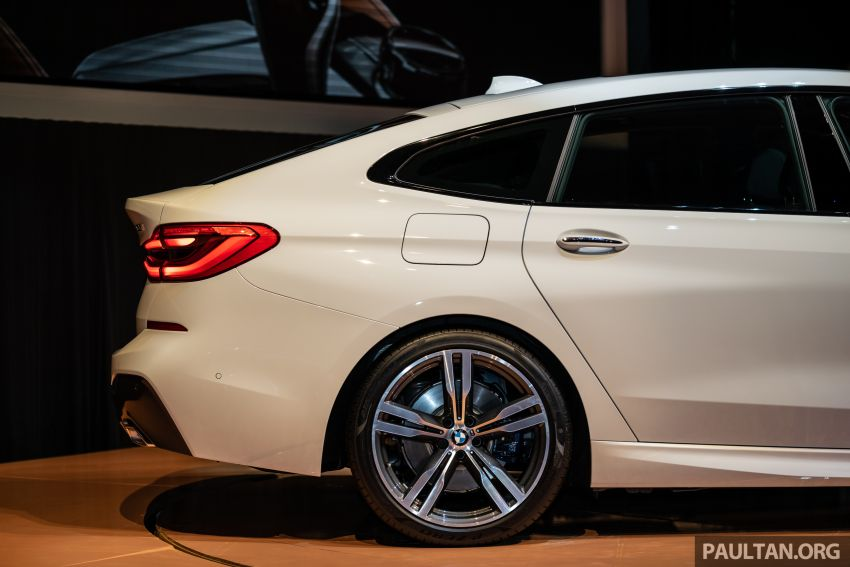 BMW 6 Series Gran Turismo launched in Malaysia – locally-assembled CKD 630i GT for RM450k est Image #858436