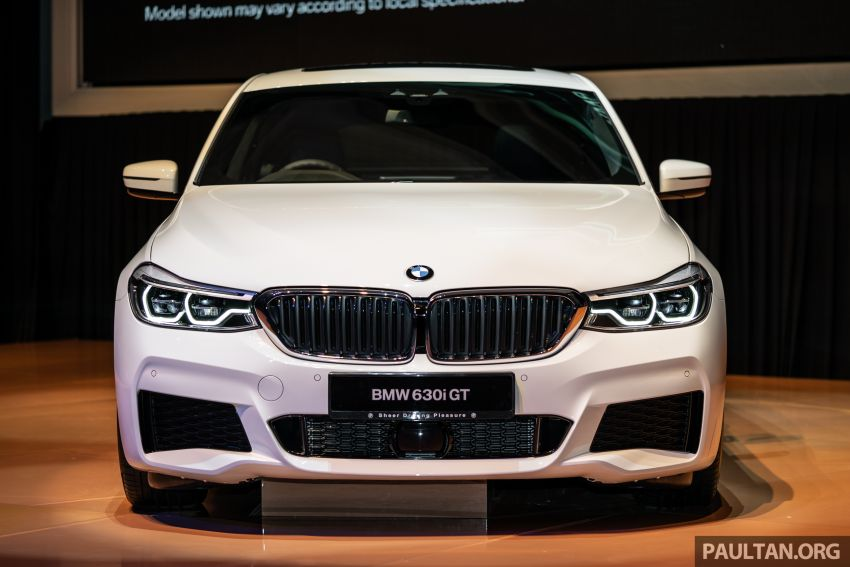 BMW 6 Series Gran Turismo launched in Malaysia – locally-assembled CKD 630i GT for RM450k est Image #858423