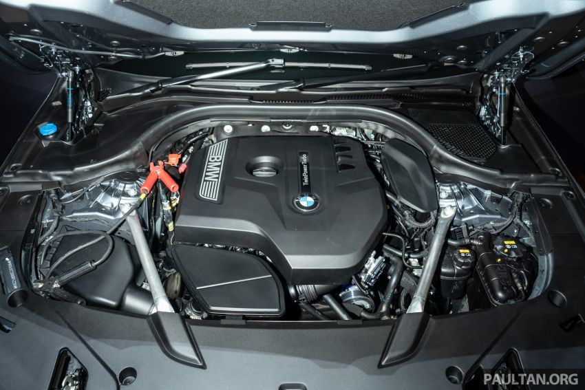 BMW 6 Series Gran Turismo launched in Malaysia – locally-assembled CKD 630i GT for RM450k est Image #858443