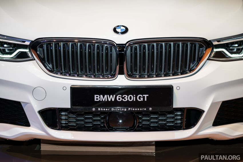 BMW 6 Series Gran Turismo launched in Malaysia – locally-assembled CKD 630i GT for RM450k est Image #858424