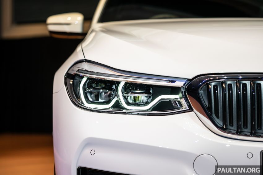 BMW 6 Series Gran Turismo launched in Malaysia – locally-assembled CKD 630i GT for RM450k est Image #858425