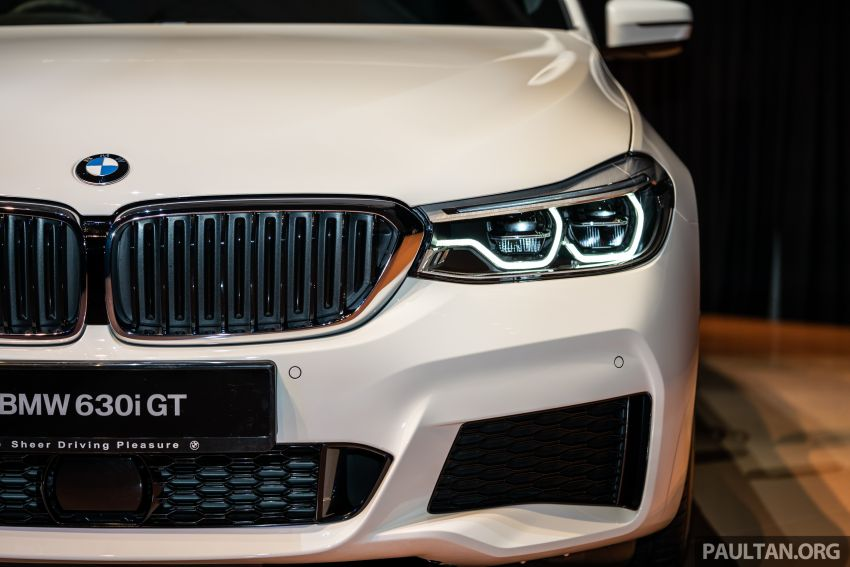 BMW 6 Series Gran Turismo launched in Malaysia – locally-assembled CKD 630i GT for RM450k est Image #858426