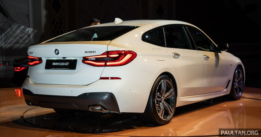 BMW 6 Series Gran Turismo launched in Malaysia – locally-assembled CKD 630i GT for RM450k est Image #858428