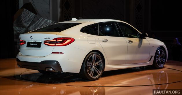 Bmw 6 Series Gran Turismo Launched In Malaysia Locally Assembled