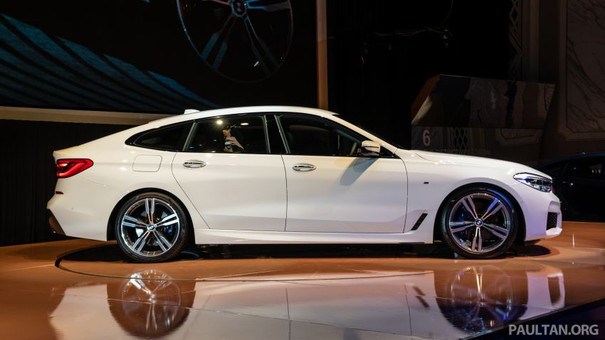 BMW 6 Series Gran Turismo launched in Malaysia – locally-assembled CKD 630i GT for RM450k est Image #858430