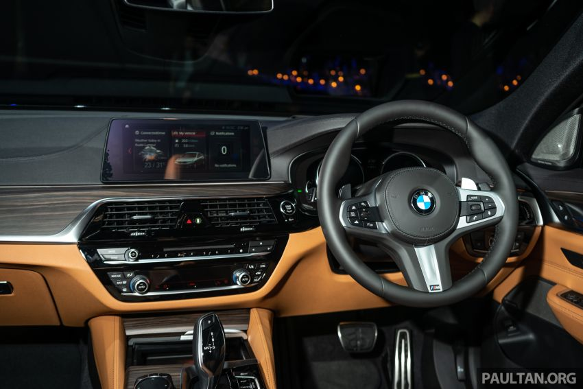 BMW 6 Series Gran Turismo launched in Malaysia – locally-assembled CKD 630i GT for RM450k est Image #858468