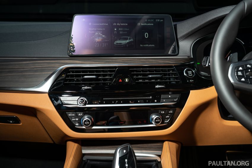 BMW 6 Series Gran Turismo launched in Malaysia – locally-assembled CKD 630i GT for RM450k est Image #858469