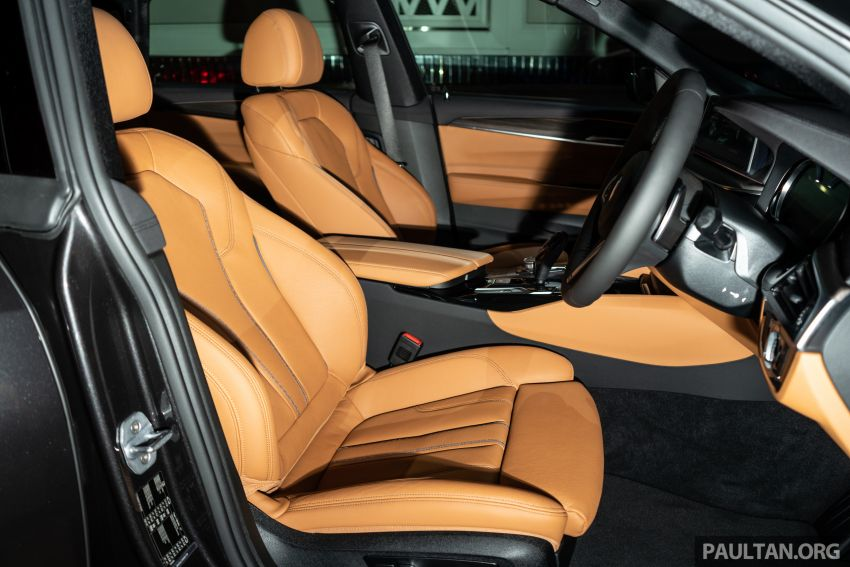 BMW 6 Series Gran Turismo launched in Malaysia – locally-assembled CKD 630i GT for RM450k est Image #858470