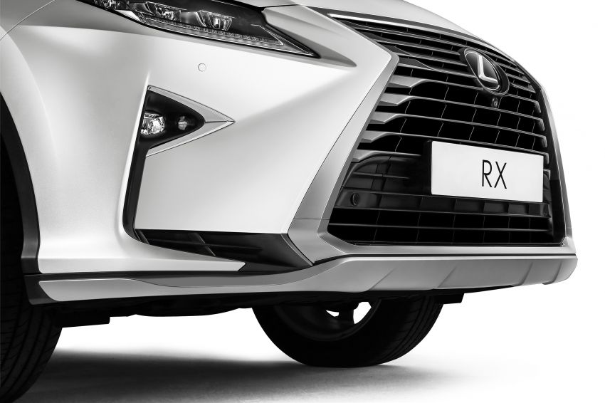 Lexus RX300 Special Edition in Malaysia – RM434k Image #863660