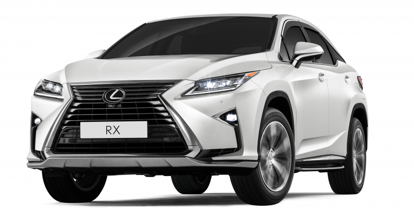 Lexus RX300 Special Edition in Malaysia – RM434k Image #863661
