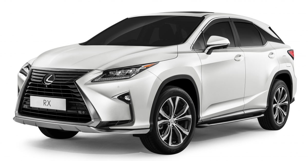 Bumper Guard For Suv >> Lexus RX300 Special Edition in Malaysia - RM434k