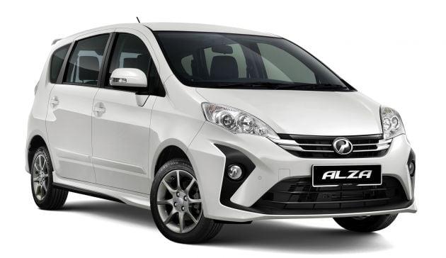 New Perodua Alza 2018 >> 2018 Perodua Alza Facelift Introduced From Rm51k