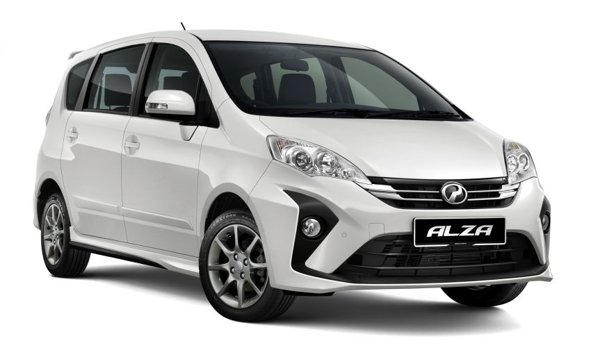 2018 Perodua Alza facelift introduced – from RM51k Image #857707