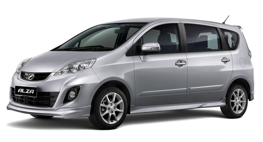 2018 Perodua Alza facelift introduced – from RM51k Image #857739