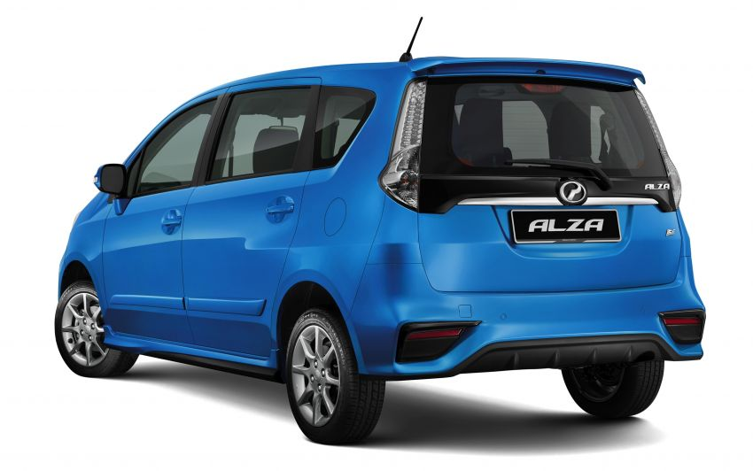 2018 Perodua Alza facelift introduced – from RM51k Image #857737