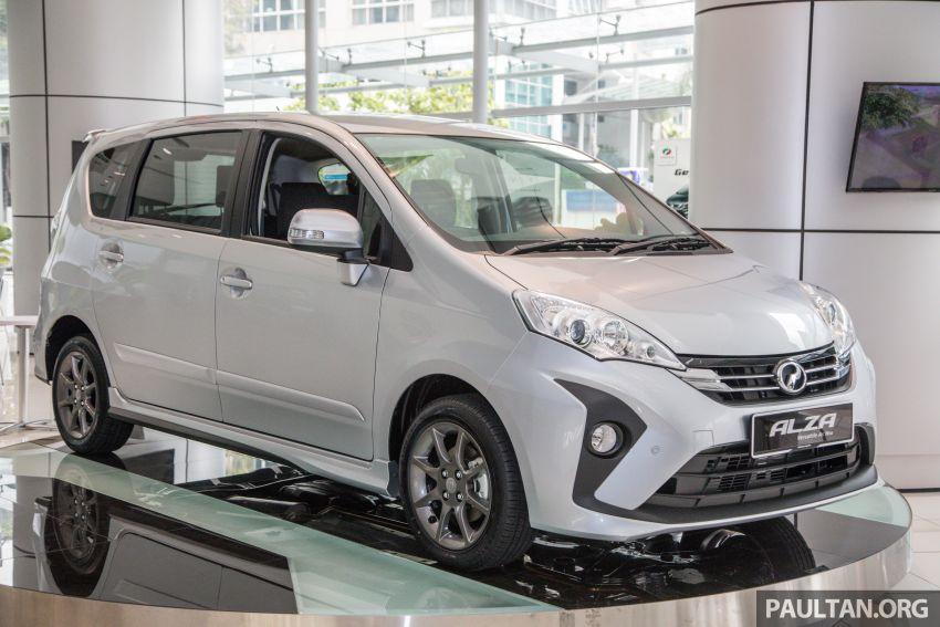 GALERI: Perodua Alza facelift – Advance dan SE Image #861388