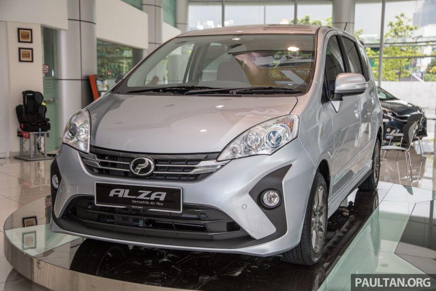GALERI: Perodua Alza facelift – Advance dan SE Image #861389